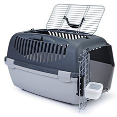 The right choice for a cat transport box – www.transportbox -… - Cats and Dogs House Cat Supplies, Cat Lover, Dog Houses, Cat Food, Box, Horror, Transportation, Dog Cat, Pets
