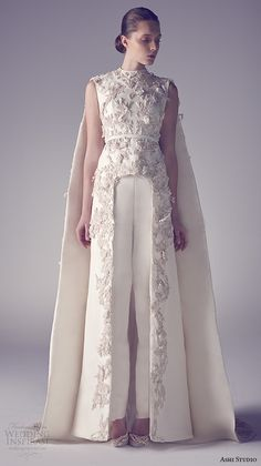 Ashi Studio Spring 2015 Couture Collection | Wedding Inspirasi