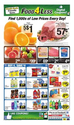 Food 4 Less Weekly Ad December 9 - 15, 2015 - http://www.olcatalog.com/grocery/food-4-less-weekly-ad.html