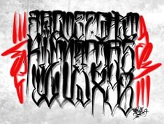 First attempt of cholo alphabet Lettering Styles Alphabet, Graffiti Lettering Alphabet, Tattoo Fonts Alphabet, Tattoo Lettering Styles, Tag Alphabet, Chicano Lettering, Graffiti Font, Lettering Design, Typography