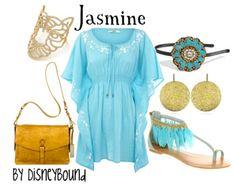 DisneyBound: Jasmine