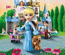 Popelka - Hra na schovávanou - Hry - Disney LEGO.com