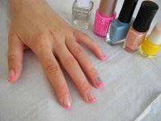 The Nails Trendy: Spring Nails  http://nailstrendy.blogspot.com.es/2014/05/spring-nails.html