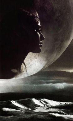 Talon Abraxas, 1980 ~ Surrealist painter