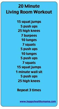 Morning Mass: Workout of the Day. www.livingoutloud... Click on the pin to see some more great workout routines @ Fitimize.com                                                                                                                                                      More