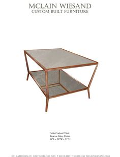 Buy Milo Table - End Tables - Tables - Furniture - Dering Hall coffee table