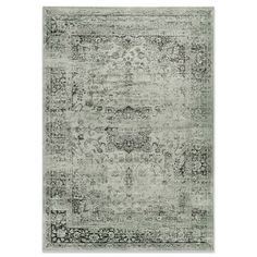 Safavieh Palace Accent Rug in Spruce and Ivory 4x5.7 $126 :D :D