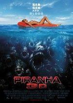 Review of: Piranha 3DD