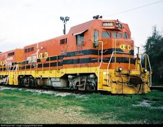 #1508 Louisiana and Delta Railroad CF7