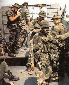 Navy SEALs late Vietnam War