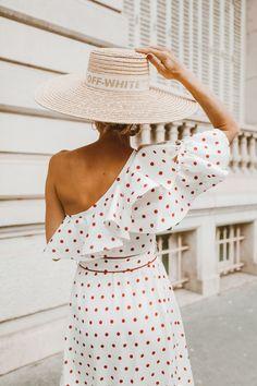 Polka Dots In Paris #springstyle