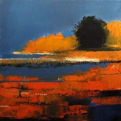 Irma Cerese - Contemporary Artist - Abstract Art & Landscape - Large 666