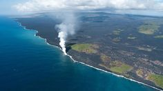 Volcanoes National Park - Hawaii