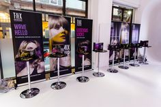 T H X haircare launch