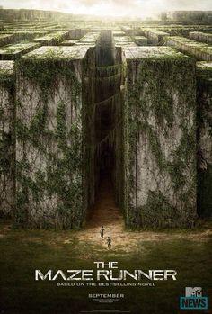 Primer teaser póster de The Maze Runner