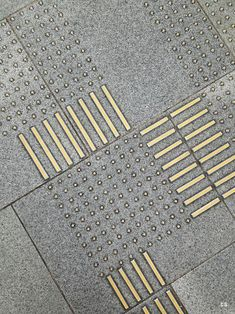 Grey and gold pattern Floor Patterns, Textures Patterns, Floor Design, Tile Design, Paving Pattern, Tuile, Grey And Gold, Solid Gold, Home Decor Trends