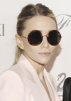 The Row Lennon Sun Glasses