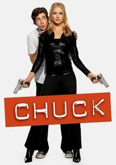 Chuck (2007) Computer genius Chuck Bartowski (Zachary Levi) excels at underachieving at the electronics store where he works with his slacker pals, but his life is altered forever when he accidentally downloads top-secret data into his brain and becomes a government asset. As he enters the dangerous world of espionage, Chuck falls for one of his handlers, Sarah Walker (Yvonne Strahovski), and delves into the family secrets that provoked his transformation.
