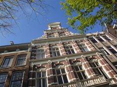Verbouwing Leliegracht 25 Amsterdam Amsterdam, Mansions, House Styles, Projects, Home Decor, Log Projects, Luxury Houses, Interior Design, Home Interior Design
