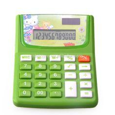 Cute Cartoon Dual Power Office Electronic Calculator manufacturing by Ningbo Hanyu Electronics Co., Ltd.; Product details of China Cute Cartoon Dual Power Office Electronic Calculator.