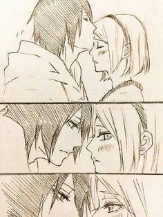 Imagen de naruto, sakura, and sasuke