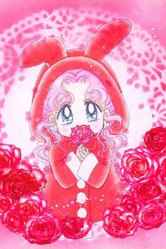 Sailor Chibi Chibi Moon (Bishoujo Senshi Sailor Moon)