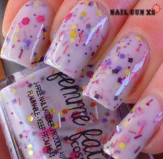 Nail Gun XS: Femme Fatale Cosmetics - Valentine's Day Trio