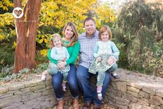 Family Photography | Raleigh, NC | Fall Family Photos - Traci Huffman Photography