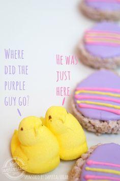 Easter Crispy Rice Treats - Kids Activities Blog