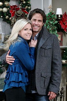Jennifer and Daniel on Days of our Lives #DOOL