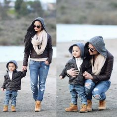 Image result for mommy and son outfits