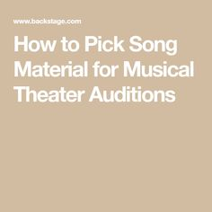 36 Best Audition Songs images in 2012 | Audition songs