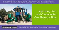Commercial Playground Equipment, Playgrounds - General Recreation Inc Commercial Playground Equipment, Park Playground, Cash Box, Money Box, Skate Park, Places To Visit, Boards, Community, Playgrounds