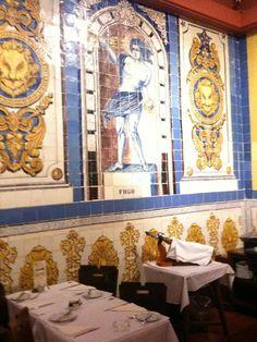 Cervejaria da Trindade, Lisbon  Portugal