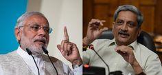 रक्षामंत्री परिकर ने सेना और पीएम मोदी को दिया सर्जिकल स्ट्राइक का क्रेडिट  #ManoharParrikar #SurgicalStrike #PMOIndia #Modi #PoliticalNewsInHindi #IndiaNews