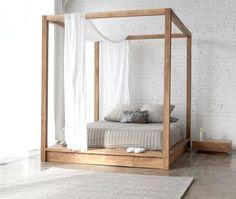 minimal bedroom via @blogscrush