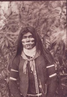 Mojave Indian Scout 1900