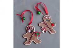Crazy Food-Themed Christmas Ornaments
