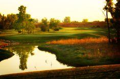 Wichita Kansas Golf Courses - Newton, Kansas - Sand Creek Station