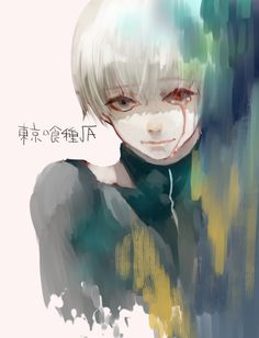 Tokyo Ghoul - Kaneki Ken