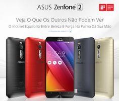 Clic na Vitrine | Divulgando as Melhores Ofertas: LANÇAMENTO! SMARTPHONE ZENFONE 2 DA ASUS