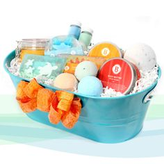Basin Summer Essentials Basket Giveaway