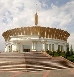 turkmenistan architecture - Google Search