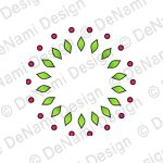 F229 Berry Wreath  #DeNamiParty