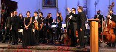 La Orquesta de Cámara Ciudad de Atarfe presentó con éxito  en Almuñécar la obra 'Stabat Mater' de Pergolesi