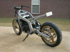 """cosmiccharlie's """"Will this ever end GS500 build"""" - Custom Fighters - Custom Streetfighter Motorcycle Forum"""