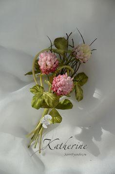 Gallery.ru / Фото #103 - цветы из шелка - contente
