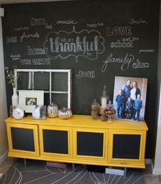Thankful Chalkboard