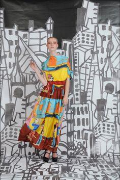Tsumori Chisato Pre-Fall 2013 - Collection - Gallery - Style.com
