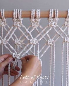 macrame plant hanger+macrame+macrame wall hanging+macrame patterns+macrame projects+macrame diy+macrame knots+macrame plant hanger diy+TWOME I Macrame & Natural Dyer Maker & Educator+MangoAndMore macrame studio Macrame Design, Macrame Art, Macrame Projects, Macrame Mirror, Diy Projects, Modern Macrame, Macrame Wall Hanging Patterns, Free Macrame Patterns, Woven Wall Hanging